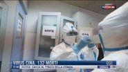 Breaking News delle 12.00 | Virus Cina, 132 morti