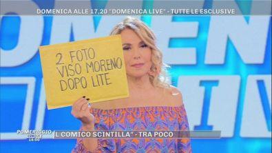 """Anticipazioni """"Domenica Live"""": tutte le esclusive"""