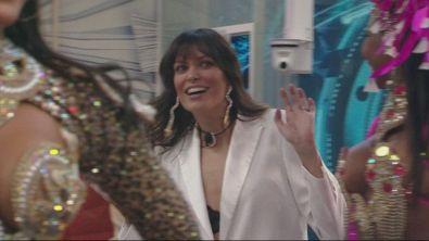 L'ingresso di Fernanda in Casa