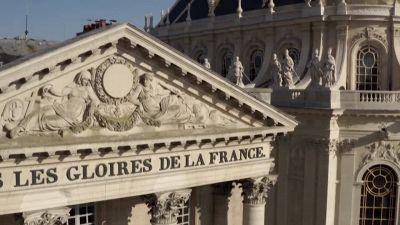 A Versailles e' terminato il restauro della Cappella Reale