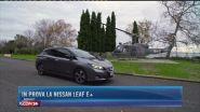 In prova la nuova Nissan Leaf e+