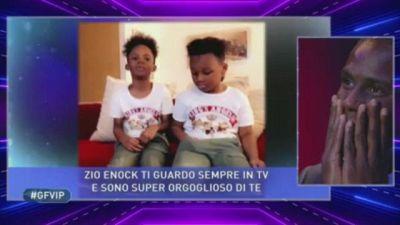 Enock e i suoi nipoti