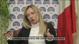 """Giorgia Meloni: """"I numeri dicono che questo Governo non ha la maggioranza"""""""