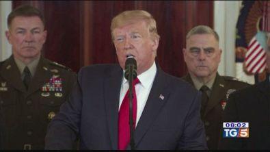 Iran-Stati Uniti: Trump apre alla pace