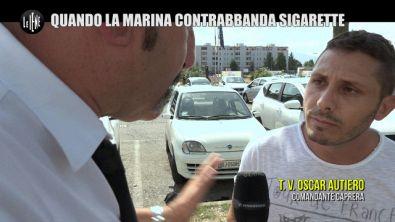 PELAZZA: Quando la marina contrabbanda 700 chili di sigarette