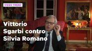 """Vittorio Sgarbi su Silvia Romano: """"Un manifesto di propaganda contro i terroristi"""""""
