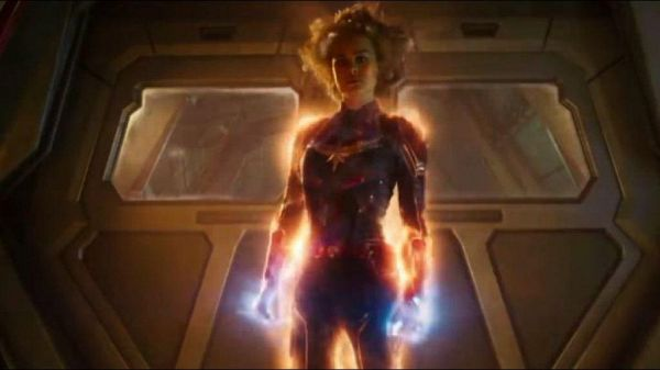 Captain Marvel, la supereroina aliena arriva nei cinema