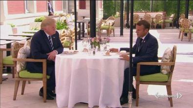 Le crisi del mondo al G7 dei grandi