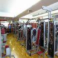 Attrezzi palestra Global Fitness ASD