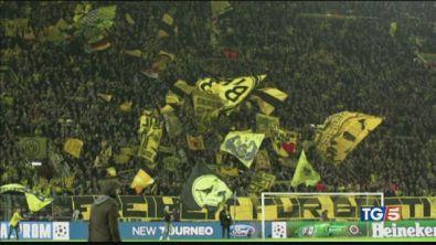 C'è l'Inter su Canale 5 contro il muro giallo