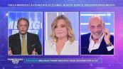 Paolo Brosio: ''Ho baciato Patrizia Groppelli''. Cecchi Paone: ''Io baciai Paolo Brosio''