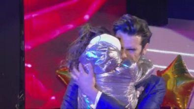 Finalmente l'abbraccio che Stefano aspettava