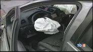 Airbag non disattivato scoppia, muore neonato