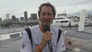 "John Elkann: ""Veleggiare con Soldini una fantastica esperienza"""