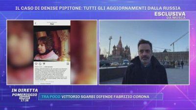 Il caso di Denise Pipitone - Immagini esclusive di Olesya