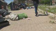 Uno sconto se i rifiuti restano lì