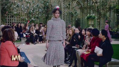 Chanel: la collezione Haute Couture per l'estate 2018