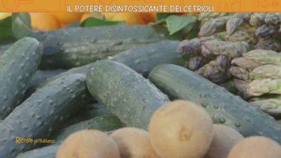 Il potere disintossicante dei cetrioli