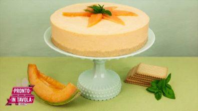 I dolci di Alice: torta al melone