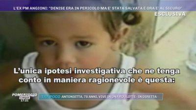 La scomparsa di Denise Pipitone - Parla l'ex pm Angioni