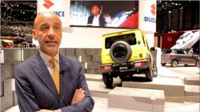 Massimo Nalli, presidente Suzuki Italia