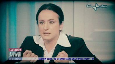 Alessandra Mussolini: lo scontro con Luxuria