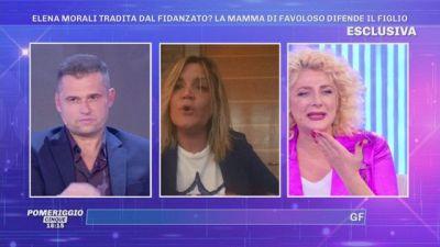 Patrizia Groppelli vs la mamma di Luigi Favoloso