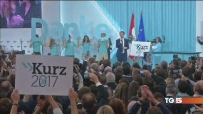 Austria vira a destra, vince Sebastian kurz