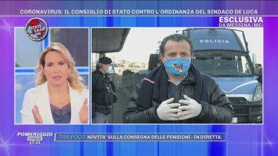 Coronavirus, il Consiglio di Stato contro l'ordinanza del sindaco De Luca