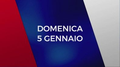 Stasera in Tv sulle reti Mediaset, 5 gennaio