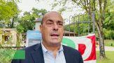 """Vaccini, Zingaretti: """"Pronti per terza dose a over 80 e sanitari"""""""