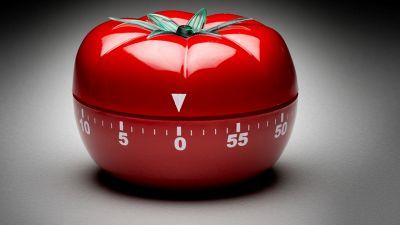 La tecnica del pomodoro per risparmiare tempo