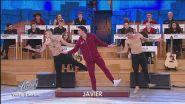 Javier - Davanti alla commissione dei 12 - 15 gennaio