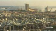 Beirut, come una bomba atomica