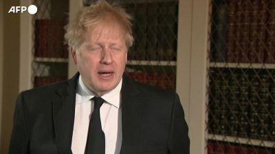 """Covid, Boris Johnson: """"32 milioni di persone hanno gia' ricevuto la prima dose"""""""