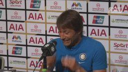 """Conte: """"Lukaku? Ci spero, ma poi tocca al club"""""""