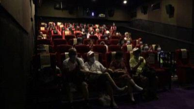 """""""Film parlanti"""", in Cina il cinema per persone non vedenti"""