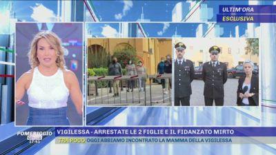 Caso Ziliani: Arrestate le figlie della vigilessa e il fidanzato Mirto