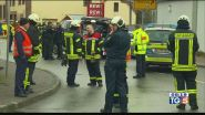 Auto sulla folla 30 feriti in Germania