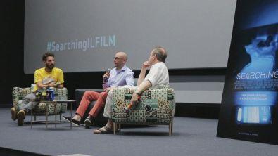 """Salvatore Aranzulla in masterclass spiega il thriller tecnologico """"Searching"""""""