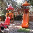 Area giochi per bambini BLEU VILLAGE