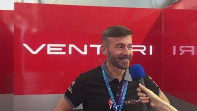 Max Biaggi racconta il suo giro sulla Formula E