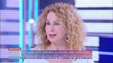 Dora condannata a pagare 35 mila euro: devo vendere casa
