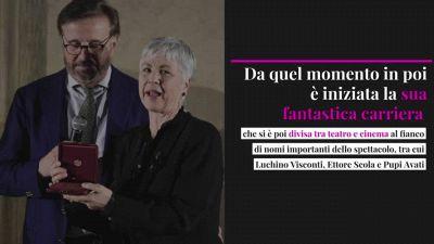 Ottavia Piccolo, la carriera e il grande amore per il marito e il figlio