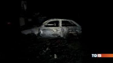 """L'incendio nel """"ghetto""""a Foggia: muore ventenne"""