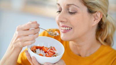 La dieta per la menopausa