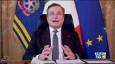 Vaccini, siamo indietro: Draghi, appello all'UE
