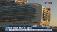 Breaking News delle 11.00 | Sbarco dalla nave del virus