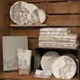 STAMPERIA BERTOZZI coordinati cucina tessili e porcellane