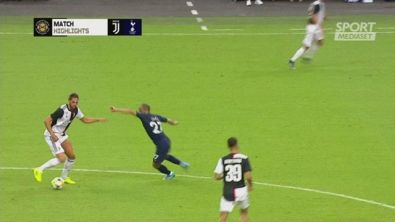 Juve-Tottenham 2-3: gli highlights